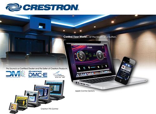 Crestron Dubai